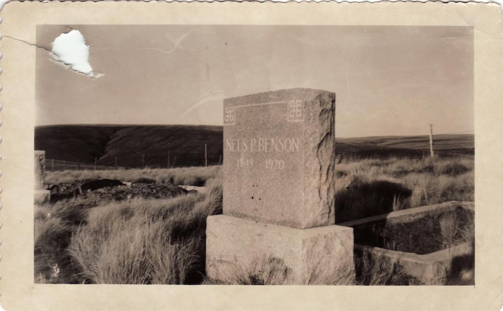 Nels P Benson 1849 - 1920